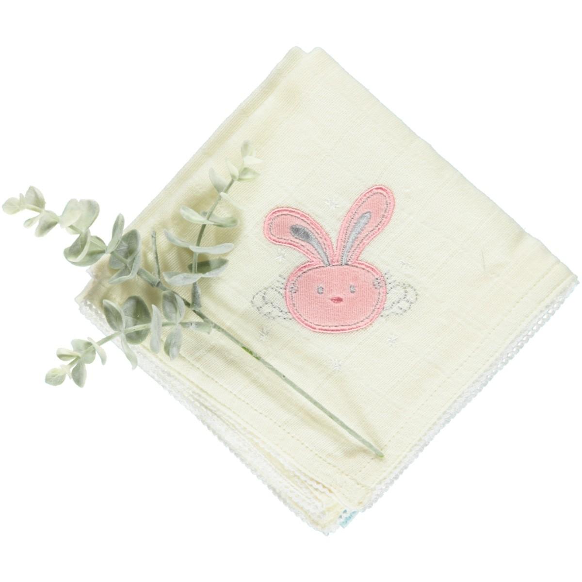 Fralda algodão orgânico